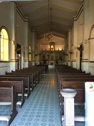 Inside the Parish